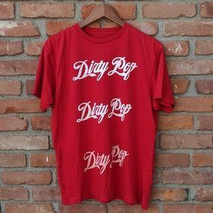 NSYNC Dirty Pop t-shirt
